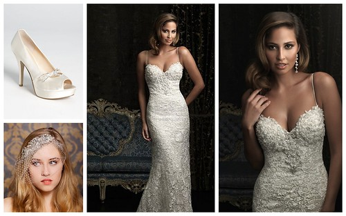 {Alluring Lace} Bridal Style by Nina Renee Designs