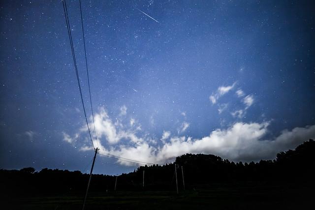 Giacobinids. -meteor-