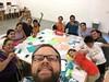 ¡Hoy enseñé #origami en Parque Fundidora!