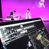 Splendour rehearsal time with @wafiaaa & @7bithero ^_^