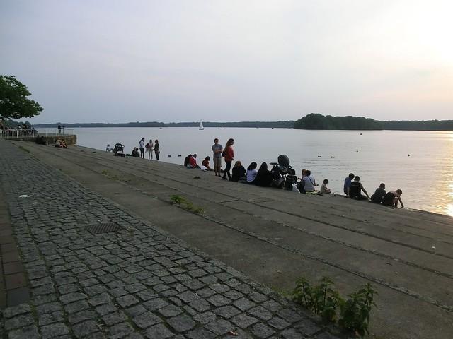 Schöner Abend in Tegel, Berlin