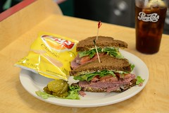 20160907 Corned Beef Sandwich