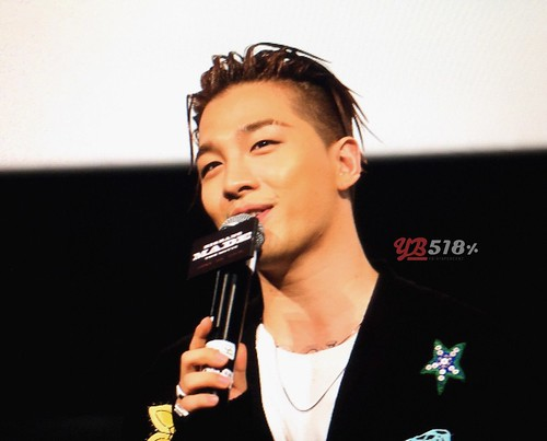 Big Bang - Movie Talk Event - 28jun2016 - YB 518 - 03