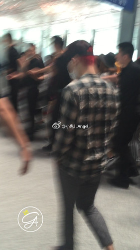 Big Bang - Beijing Airport - 07jun2015 - helina820 - 13