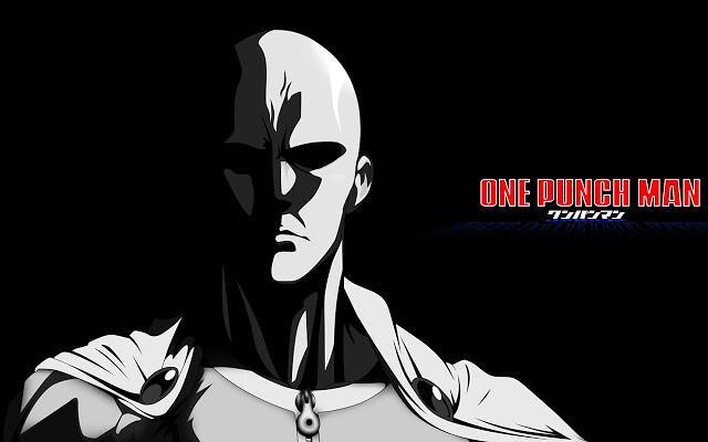Está em produção a segunda temporada de One-Punch Man