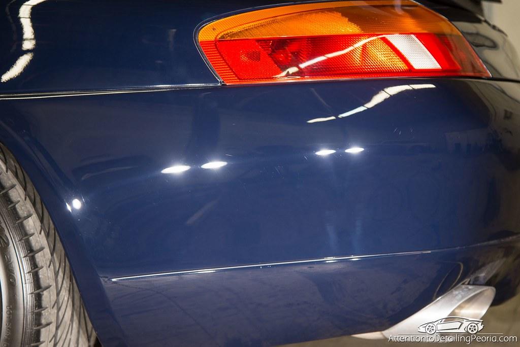 ATD | Porsche 996 after compounding