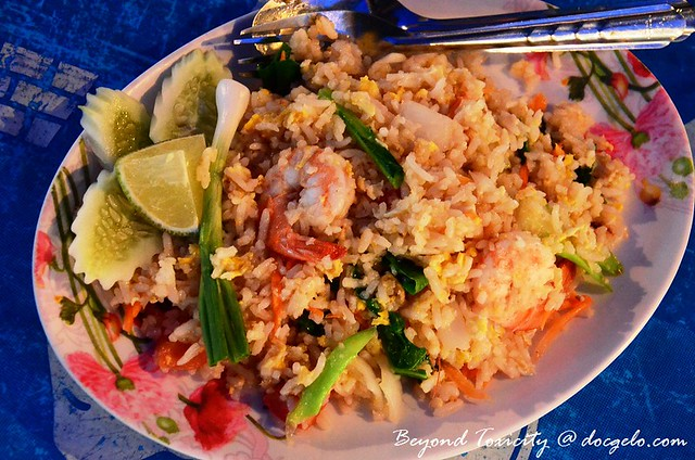 fried rice, bangkok
