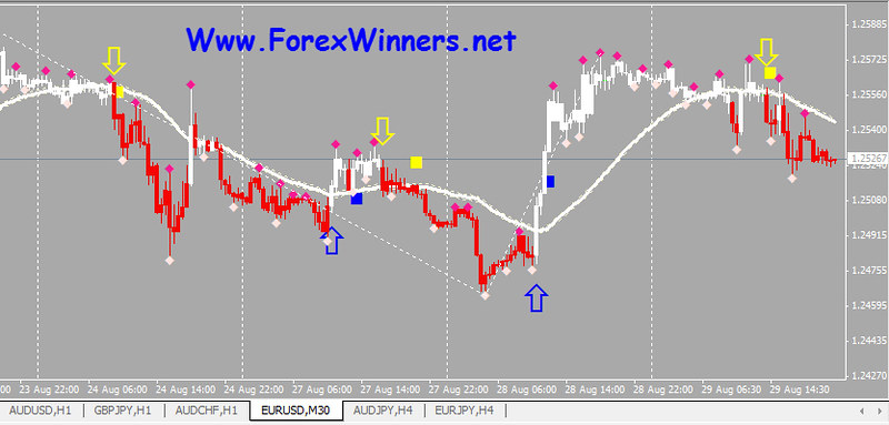 Forex winners scalping