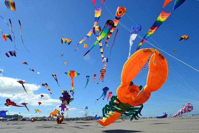 Kites Away by Jim