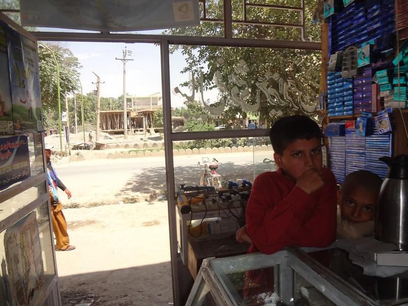 Buy phone SIM card in Afghanistan
