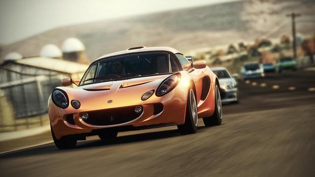 Скриншоты Forza Horizon