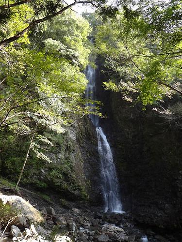 天神滝 2011.10.10-1