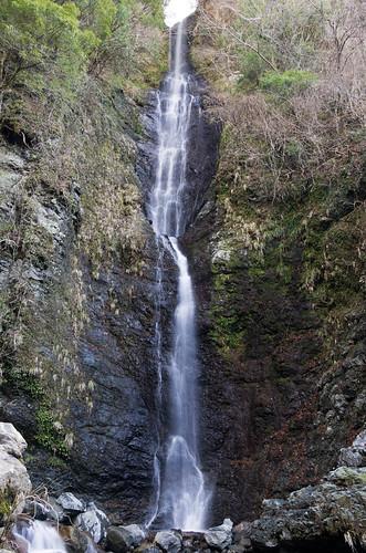天神滝 2012.2.8-3