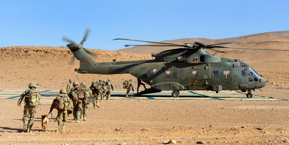 Armée Britannique/British Armed Forces - Page 37 7900904038_cf3c3d68d4_b