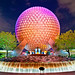 Classic EPCOT Center Icon - Spaceship Earth