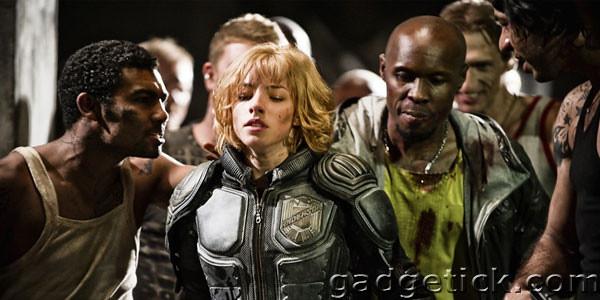 Премьера фильма Судья Дредд 3Д - Judge Dredd 3D Film Premiere