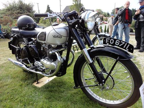 1952 Norton Dominator Motorcycle
