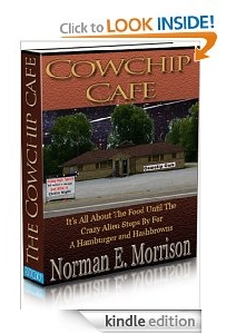 Cowchip Cafe, eBook, sci-fi, norman Morrison