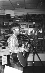 Moogieman at Pulp Fiction