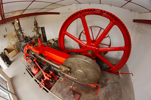 Machine à vapeur Weyher & Richemond