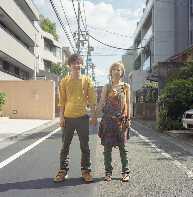 矢田 & 佐久間