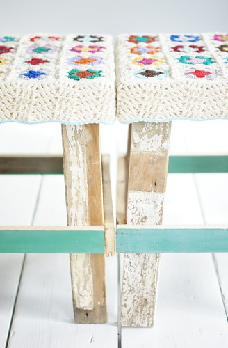 alice in wonderland by wood & wool stool