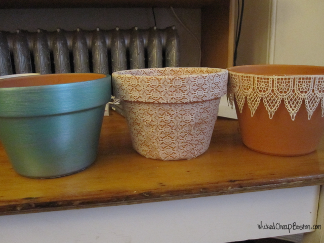 7931922672 38f28aca85 o Terracotta Pots Three Ways