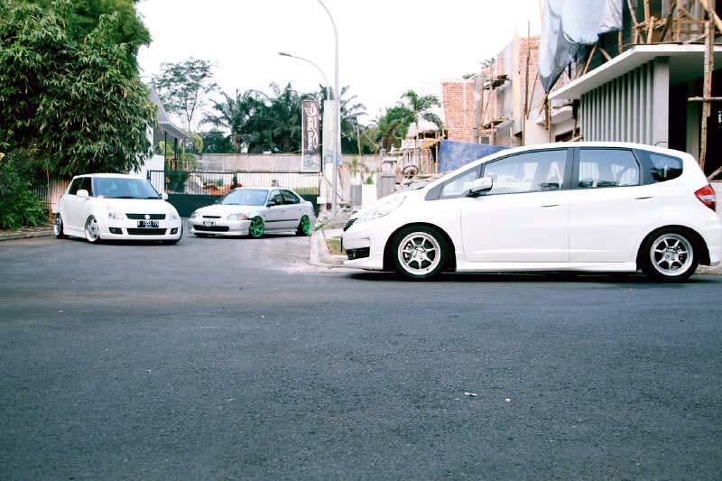 Eastcrew Honda Civic Ferio Ek Sedan