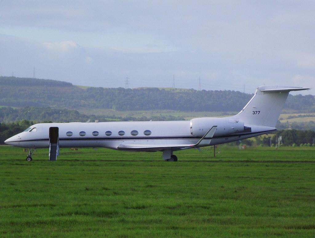 166377 - GLF5 - Aerosvit Airlines