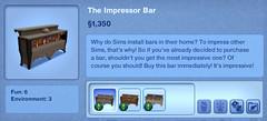 The Impressor Bar