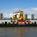The John Burns, a Woolwich Ferry boat