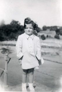 On holiday in about 1952