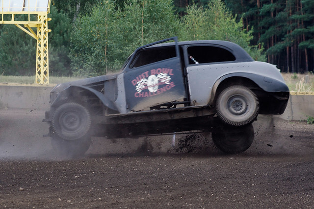 Hindenberg // Dirt Track Races 2012