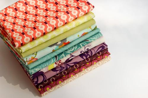 New Fabric by Jeni Baker