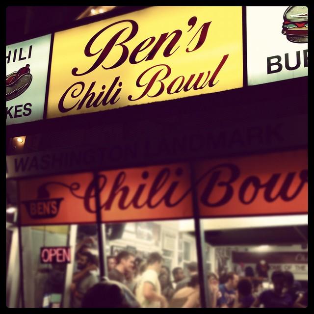 @ Ben's Chili Bowl