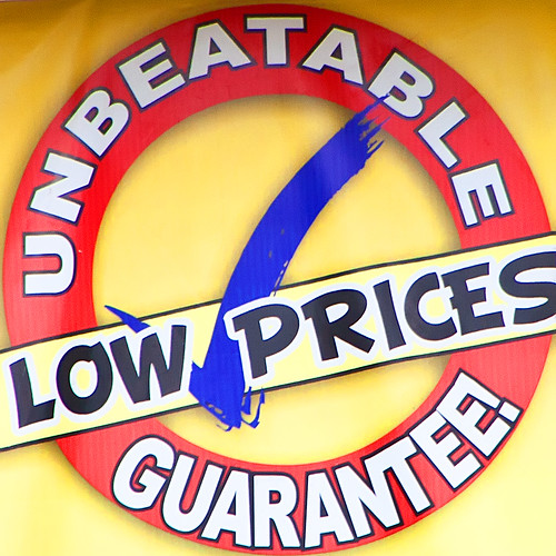 0864 Unbeatable Low Price Guarantee