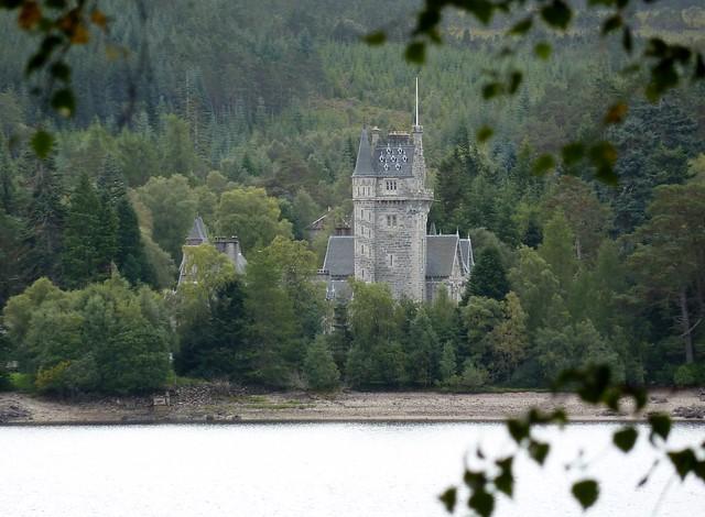 Ardverickie Castle, Loch Laggan