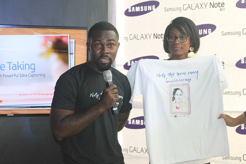 7974042852 c8710c55f8 Samsung launches Samsung Galaxy Note 10.1 in Ghana