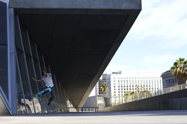 Brian Lotti / no comply wallride