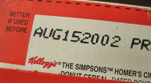 REVIEW: Limited Edition Kellogg's The Simpsons Homer's ...