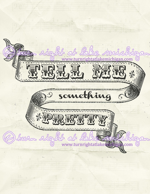 Music Lyrics Printables