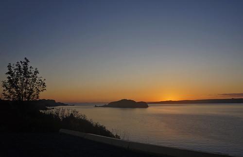autumn sunrise bayroberts newfoundlandandlabrador fergusisland shorelineheritagewalkingtrail