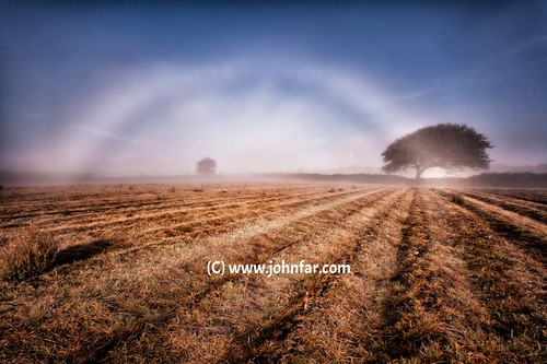 Fog bow (explored)