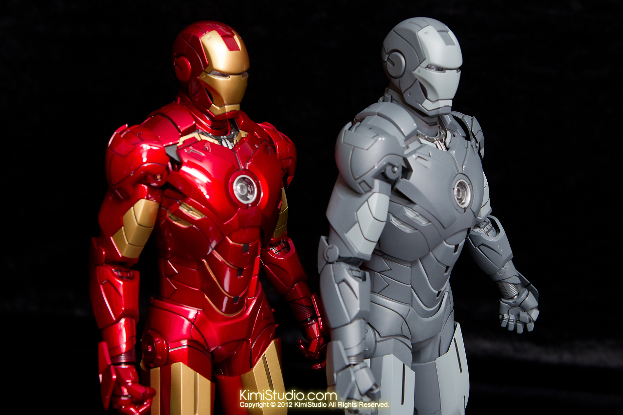 2012.09.13 MMS171 Hot Toys Iron Man Mark IV 異色版-041