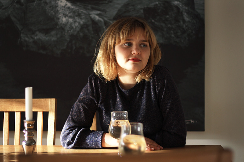 Drack vin med Mari