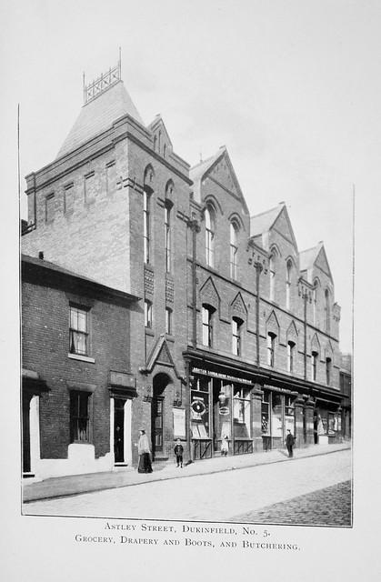Astley St Co-Op, Dukinfield