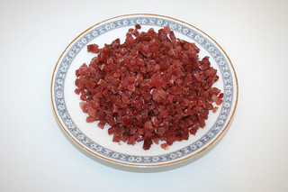 03 - Zutat Speck / Ingredient bacon