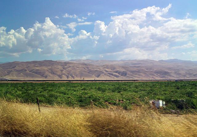 Por carreteras de California