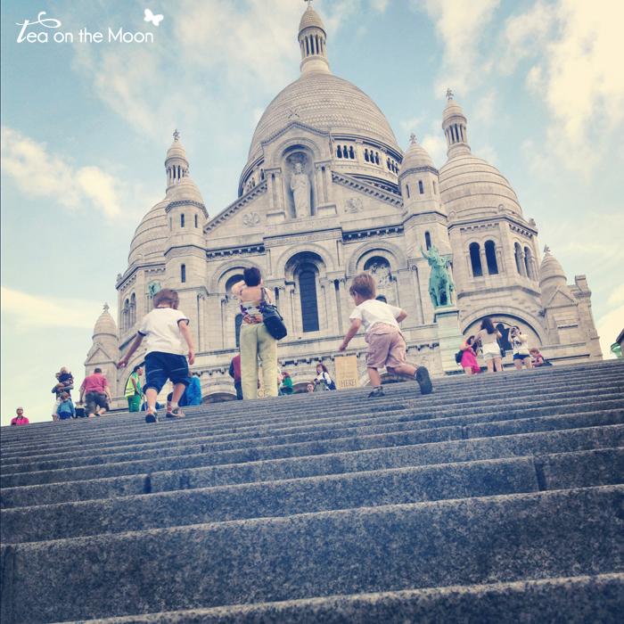 París instragram Sacre Coeur Montmatre
