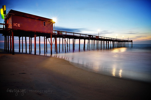 Ocean City Fishing Pier